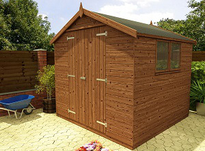 Sheds and Garages