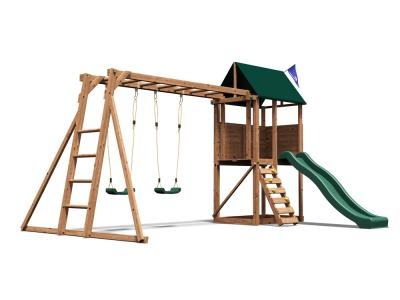 Dunster House Ltd | Wooden Climbing Frames & Play houses | Dunster House